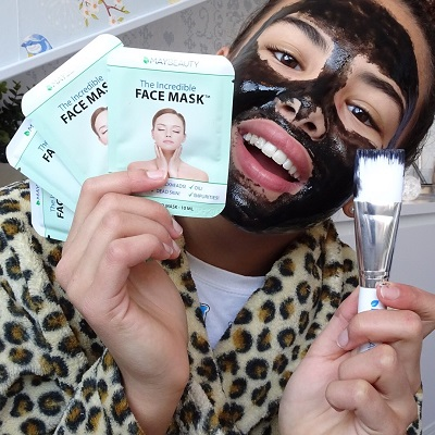 Michelle and MayBeauty's Incredible Face Mask